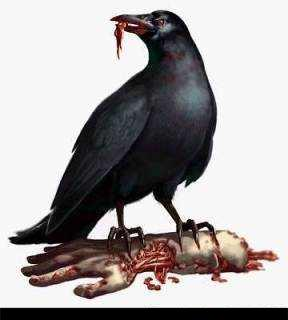 Zombie homme - Dessin corbeau facile ...